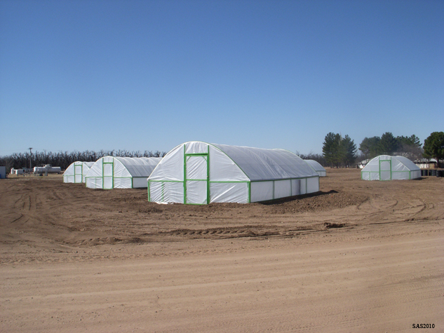 Image of ...Hoop House Project